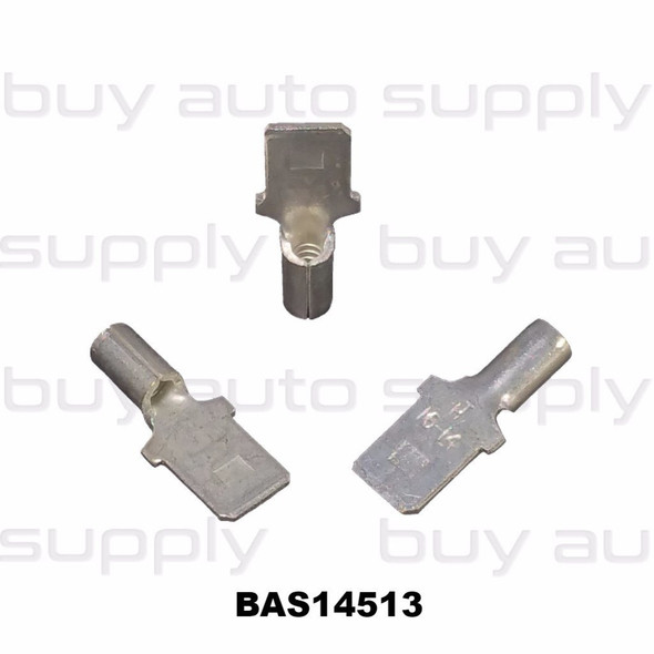 Male Quick Connect Terminal (Non-Insulated) 16-14 - BAS14513 - from Buy Auto Supply