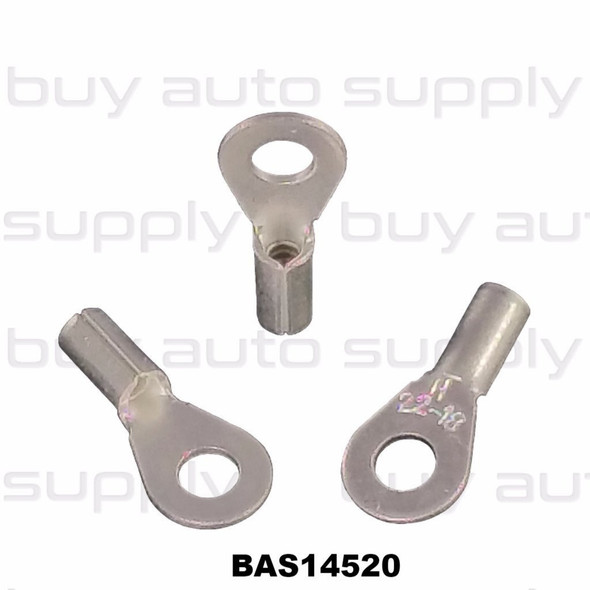Naked Ring Terminal (#6 Stud) 22-18 - BAS14520 - from Buy Auto Supply