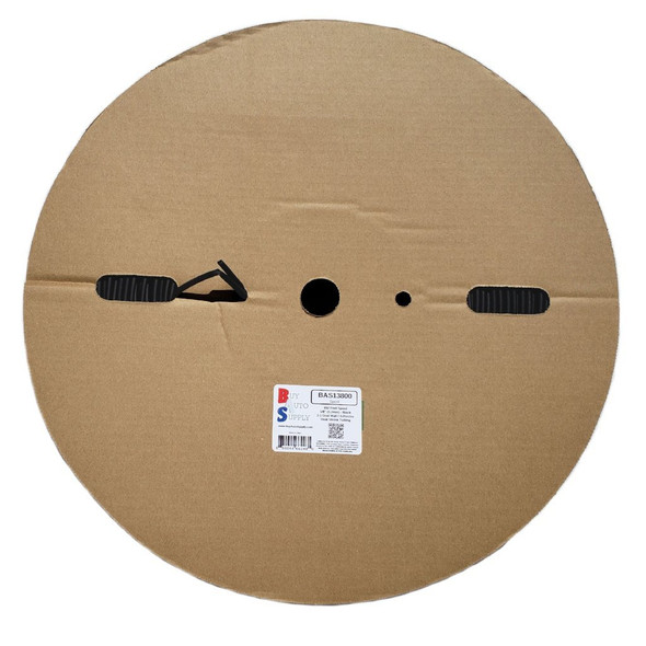 """Roll 1/8"""" Dual Wall Heat Shrink 3:1 Adhesive Lined - 200M - 656ft"""