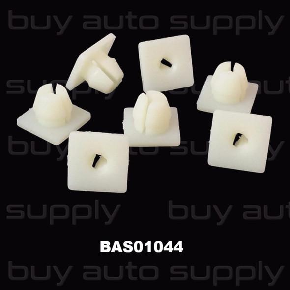 GM Headlight Screw Grommet #8 Screw - BAS01044 - Interchange 14013246, 13960, 2940, 80-5260