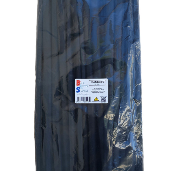 "Bulk 1/2"" 3:1 Dual Wall Heat Shrink Tube - Adhesive Lined"