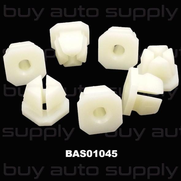Square Hole Screw Grommet #8 Screw - BAS01045 - Interchange  3893980, 10330, 2980, 68-3252