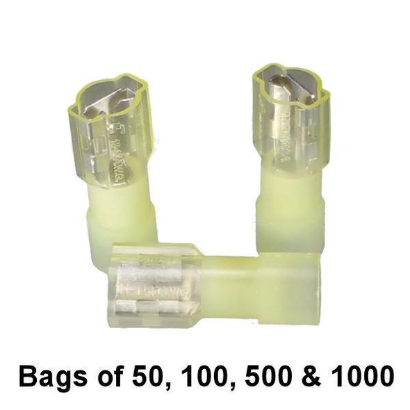 Female Quick Connect Terminal 12-10 AWG