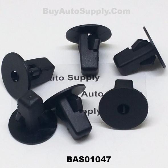 20mm Toyota Screw Grommet #6 Screw - Interchange 9018906013, 96706-W100, 14267, 1605, 83-5694