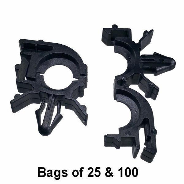 """Wire Loom Routing Clips 11/32"""" - Interchange: Auveco 14544 GM 8911473"""