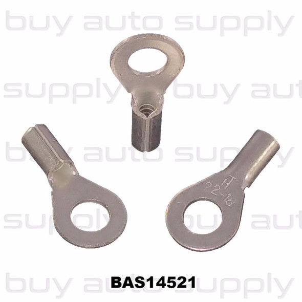 Naked Ring Terminal (#8 Stud) 22-18 - BAS14521 - from Buy Auto Supply