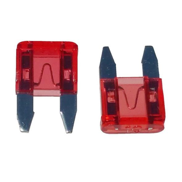 10 Amp Fuse - Mini Blade ATM - Automotive