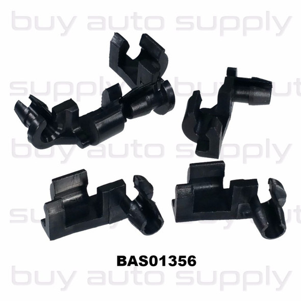 Door Rod Clip - Interchange 4658677, D2VZ6521952A, N804344S, 9815325, 16607593, 14967, 9726