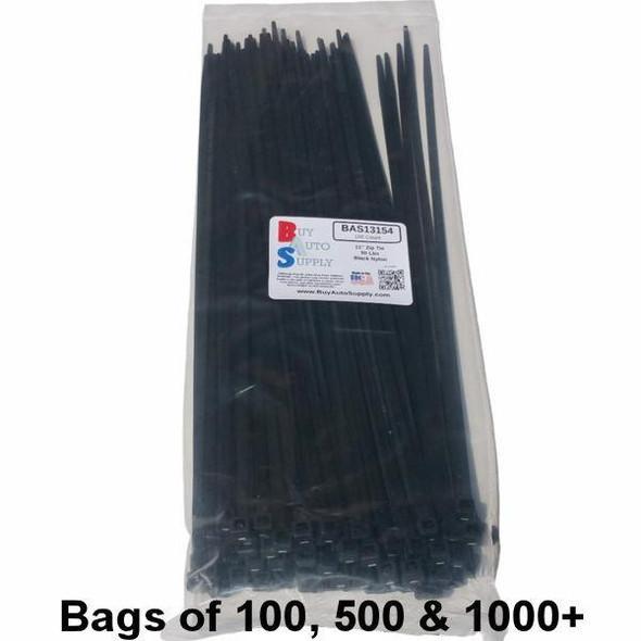 Bulk 11 Inch Zip Ties (50 Lbs)- USA Made