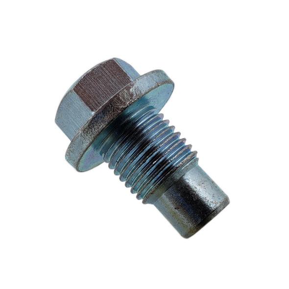Oil Drain Plug M14-1.50- Interchanges:  Dorman 090-053 / Chrysler 6506214AA / Ford E0FZ-6730-A / GM 94000124 / Napa 7041929