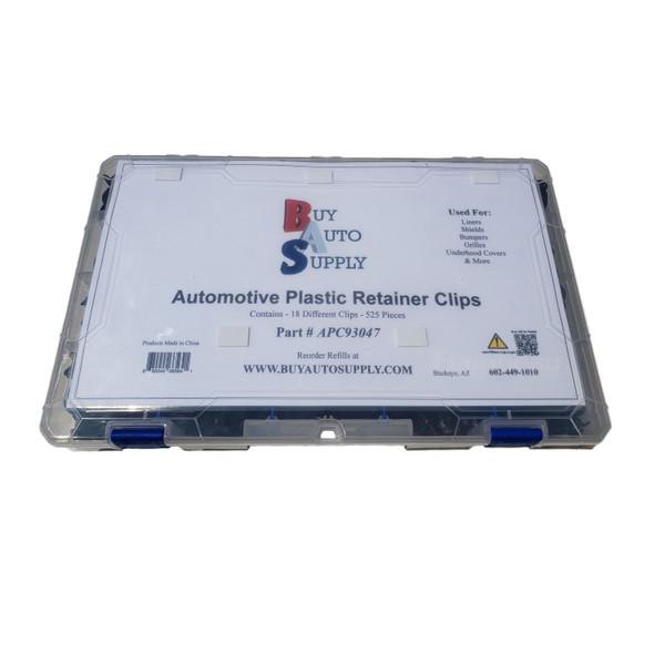 APC93047 - Master Clip Kit - 18 Styles / 525 Pieces