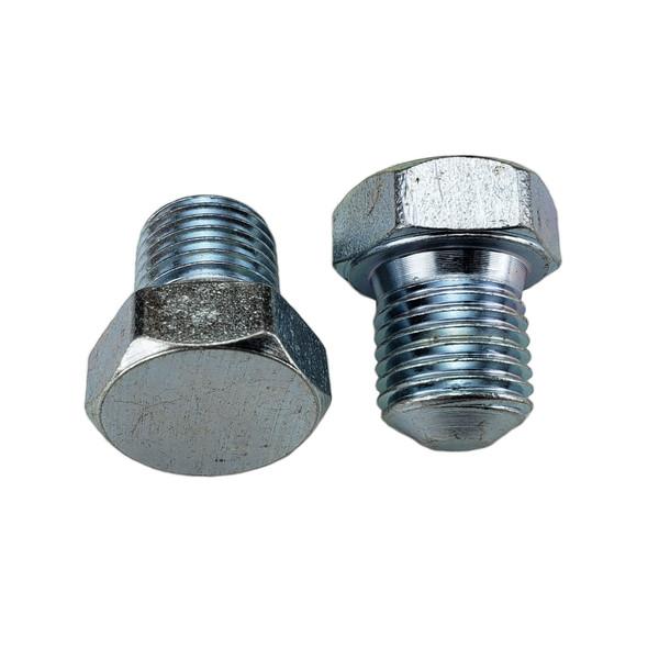 Oil Drain Plug Point M14-1.50, Head Size 19mm - Interchanges:  Dorman 090-169 / VW N90288901, 220124S / Napa 7041387