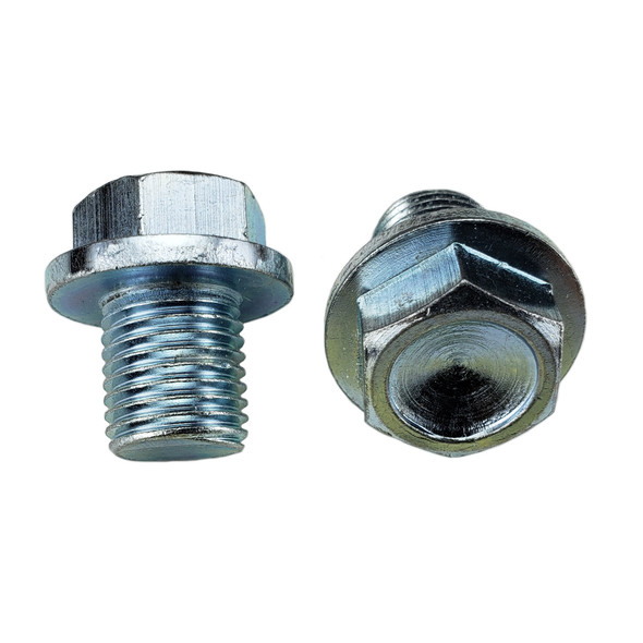 Oil Drain Plug M14-1.50, Head Size 17mm - Interchanges: Dorman 090-033 Honda  90009-PY3-000, 90009R70A00, 90013-PHM-000