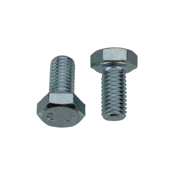 M8-1.25 x 16mm - 13mm Hex Head Bolt - Interchange: Auveco 14419 Disco 885pk