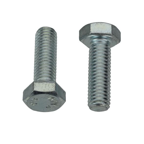 M8-1.25 x 25mm - 13mm Hex Head Bolt - Interchange: Auveco 14421 Disco 887pk