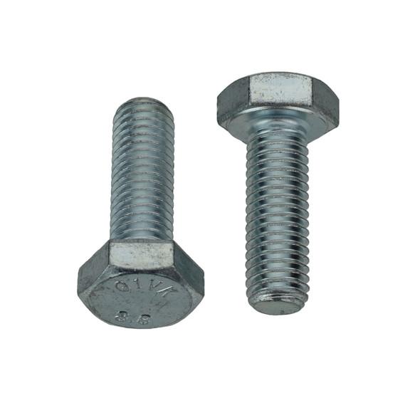 M10-1.50 x 30mm -  17mm Hex Head Bolt - Interchange: Auveco 14432 Disco 895pk