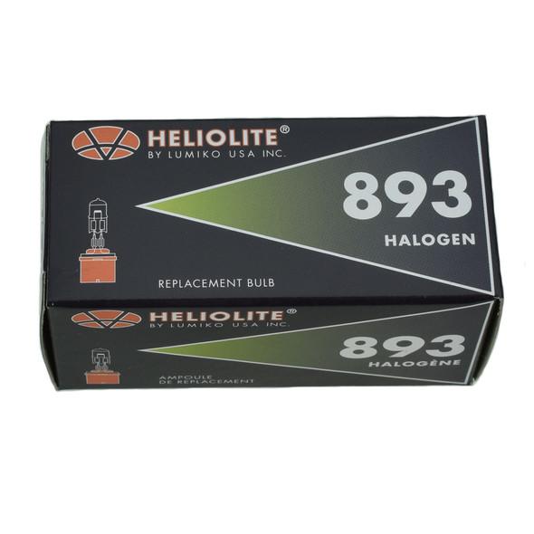 893 Halogen Light Bulb - 12v 37.5w