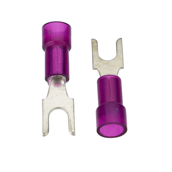 BAS14412R - 22-18 Nylon #6 Block Spade