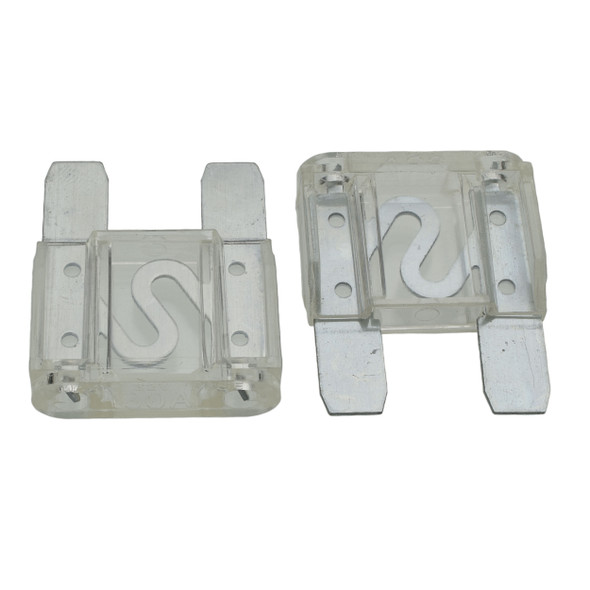 MAXI Fuse, 80 Amp - Fast Acting blade style fuse. For use in Automotive, Boat, RV and Low-Voltage Electrical Systems.