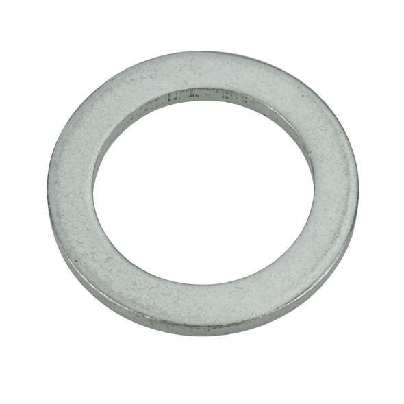 M16 Aluminum Oil Drain Plug Gasket - Interchanges: Dorman 095-145 Jaguar C2296