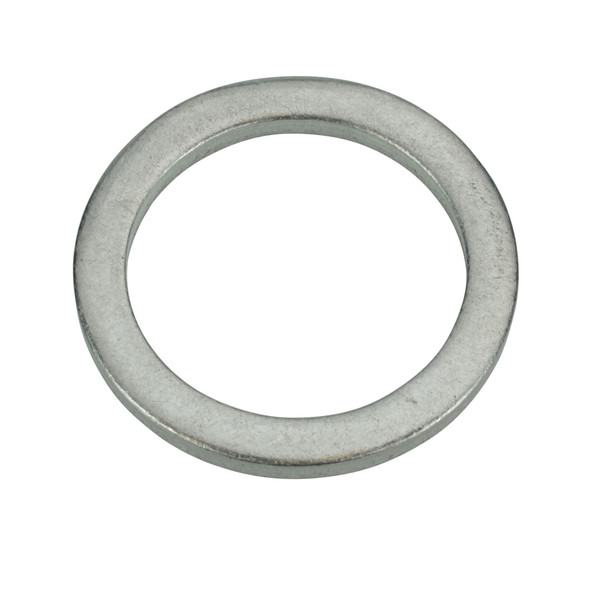 M18 Aluminum Oil Drain Plug Gasket - Interchanges: Toyota 90430-18008, Dorman 095-149, 095-016