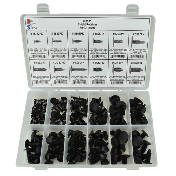 8135 Xmas Tree Clip Kit