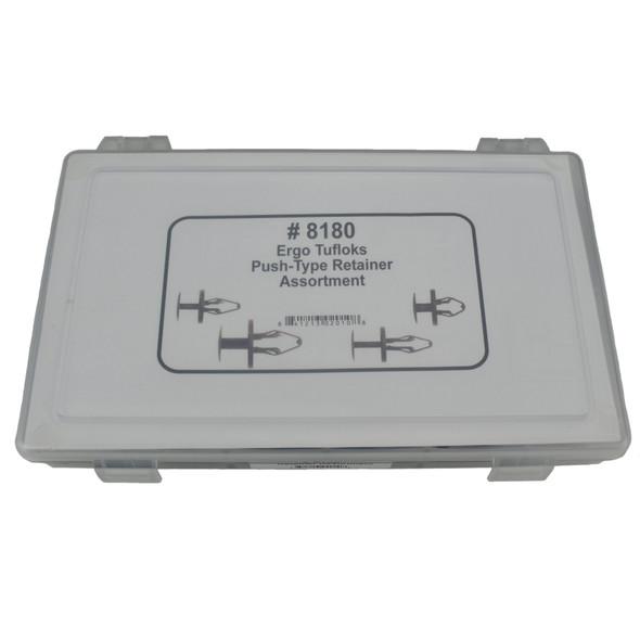 8180  Push Retainer Assortment