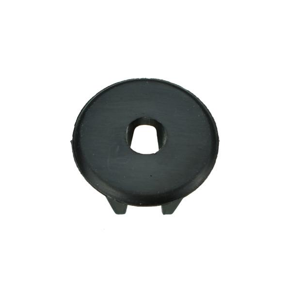 Fender Liner Retainer Nut - Interchanges: Dorman 963-550 / Hyundai 86848-22000 / Disco 10777pk / Auveco 21068 / Crest CRX19248 / Lawson KT13577 /  Wurth 150121068 / Kimball Midwest 13991