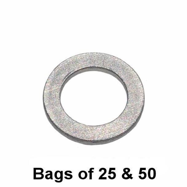 Oil Drain Plug Gasket - M14 Honda Style Aluminum Interchange: Dorman 095-015, 095015