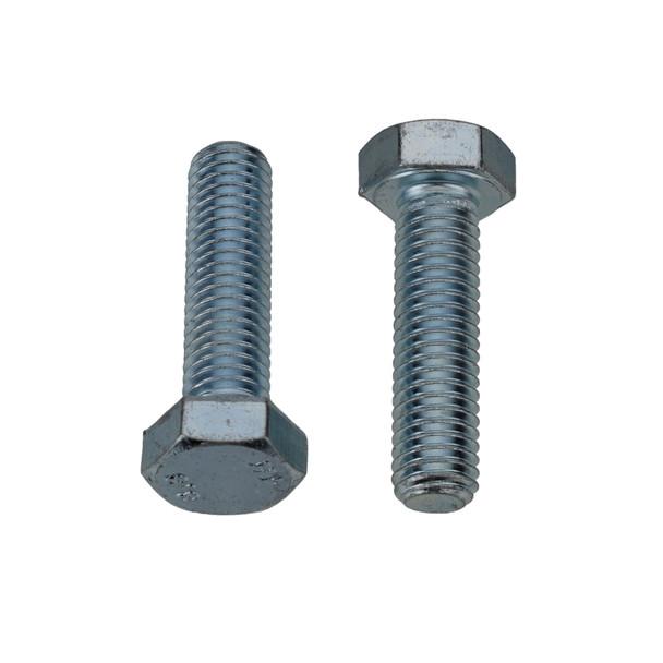 M8-1.25 x 30mm - 13mm Hex Head Bolt - Interchange: Auveco 14422 Disco 888pk