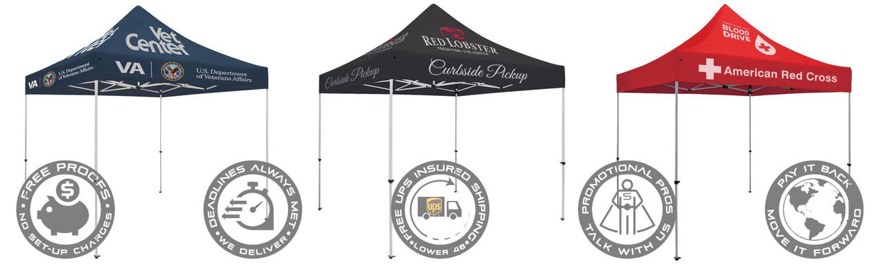 Pop Up Canopy Kit
