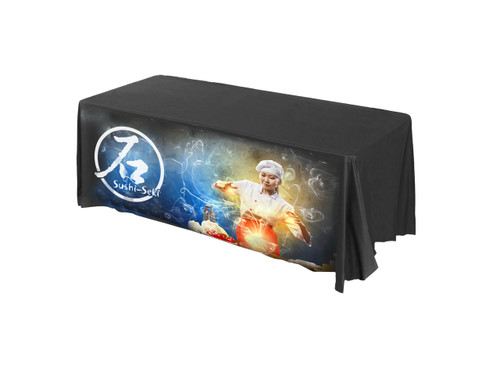 4ft catering table cover