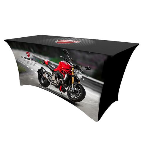 Marketing printed tablecloths