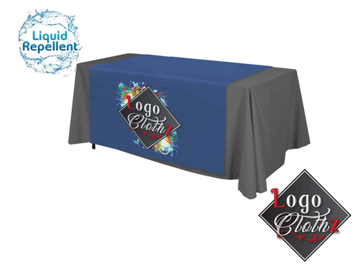 60 inch wide table runner liquid repellent