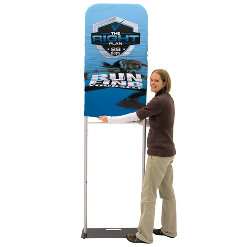 how to install your graphics to a eurofit banner
