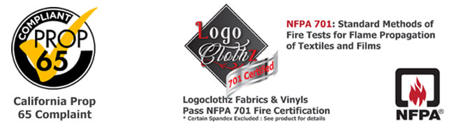 safety logos nfpa prop 65 comp
