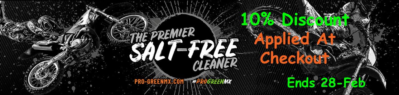 Pro-Green MX 10% Discount