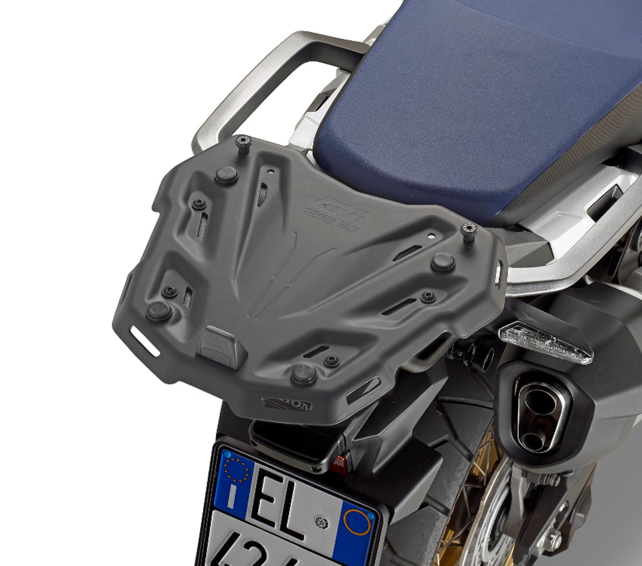 GIVI M9B Trekker Black Aluminium Monokey Top Box Mounting Base Plate