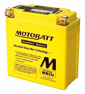 Motobatt MB5U Motorcycle battery