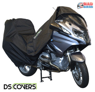DS Alfa Premium Motorcycle Cover XL With Top Box