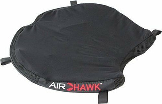 """New Airhawk Cruiser R Large Motorcycle Comfort Air Seat Cushion 14"""" X 15.25"""""""