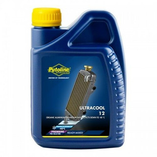 Putoline Ultracool 12 Long Life Motorcycle Engine Coolant For Extreme Temp -40å¡C
