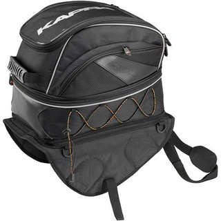 Kappa RA302 Magnetic Motorcycle Motorbike Tank Bag, Expandable 30 to 40 Ltrs.