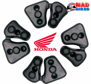Honda CBR1100 XX Blackbird 1996 to 2006 New Cush Drive Sprocket Rubbers