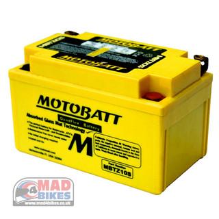 Motobatt MBTZ10S High Performance Motorcycle Battery