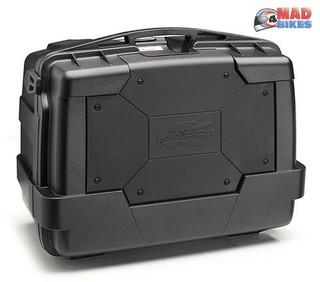 KAPPA KGR46N Black Line Motorcycle Pannier Luggage Case (Givi Monokey Fitment)