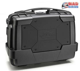 KAPPA KGR33N Black Line Motorcycle Pannier Luggage Case (Givi Monokey Fitment)