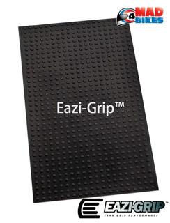 Eazi-Grip EVO Motorcycle Tank Pad Knee Protection Grip Universal Sheets Black x2