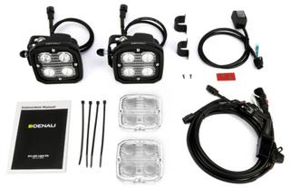 Denali D4 Light kit