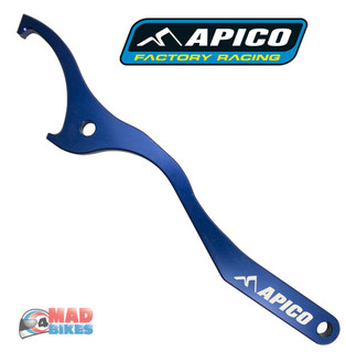 Apico Rear Shock C Spanner, Preload Spring Adjuster Tool. Husky KTM 125 to 525